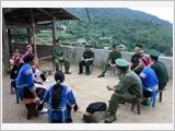 莱州省边防部队有效管理维护国家主权与边境安全