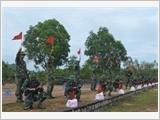 平定省边防部队将边境管理、维护边境安全、主权与海洋经济发展结合在一起