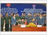 越柬国防合作——第七军区武装力量的亮点