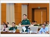 军队在全民国防强大建设事业中发挥核心作用