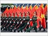 越南人民军队弘扬卫国事业中的英勇传统