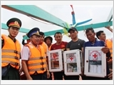 海警四区司令部实施好海上执法任务