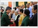 Bộ Quốc phòng gặp mặt đại biểu Người có công tỉnh Vĩnh Long