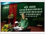 312师将奠边府战役经验教训运用于当前官兵思想政治教育工作