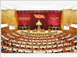 越共第十二届中央委员会第十次全体会议在河内隆重开幕