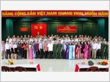坚江省努力提高国防安全教育工作质量