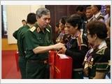 Bộ Quốc phòng gặp mặt Người có công với cách mạng tỉnh Đắk Nông