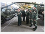 第二军区充分发挥主管干部队伍的作用