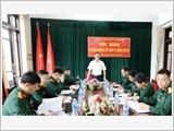 广宁省平辽县推动经济社会与国防安全强大建设
