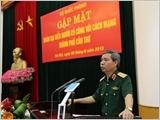 Bộ Quốc phòng gặp mặt đại biểu Người có công tỉnh Vĩnh Long và thành phố Cần Thơ