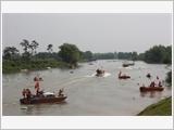 安沛省武装力量积极参加应对、克服自然灾害后果