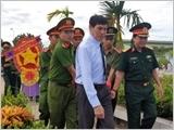 广治省武装力量实行军队政策、军队后方政策