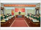 军队党部为面向越共十三大的各级党代会做好准备