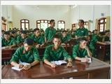 第九军区武装力量积极进行革新工作 提高政治教育质量