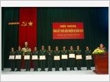 304号师提高训练和战备水平的质量