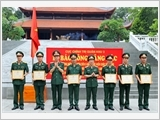 第三军区党部将党委建设与领导干部建设相结合