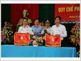 海警二区为渔民做好法律普及宣传工作