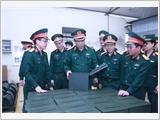 Z175军工厂提高国防、经济生产效率