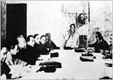 我党在1975年春季大捷中的领导作用