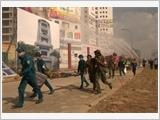 建设与任务相称的首都武装力量