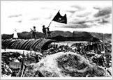 奠边府大捷永是我国民族建国和卫国历史上的灿烂印证