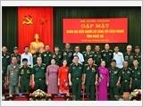 Bộ Quốc phòng gặp mặt người có công với cách mạng tỉnh Nghệ An