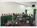 坦克-装甲军官学校弘扬传统 致力提高教育培训质量