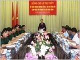 河南省致力建设发达的经济社会 稳固的国防安全