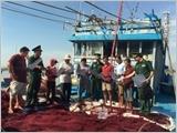 广南省边防部队践行胡伯伯教导 牢固捍卫海上主权、安全