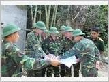 和平省武装力量发挥防备区建设中的核心作用