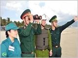 人民军队与人民公安团结协同 开展国防安全与卫国任务