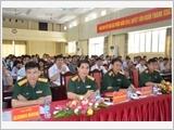 首都河内司令部军事学校的国防与安全教育工作