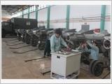A31工厂铭记越南伟大胡志明主席的教导,圆满完成了武器技术装备的维修任务