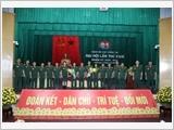 炮兵兵种政治局做好参谋工作、建设与任务相适应的干部队伍