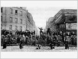 将巴黎公社有关夺取与执掌政权的经验教训运用于当前卫国事业
