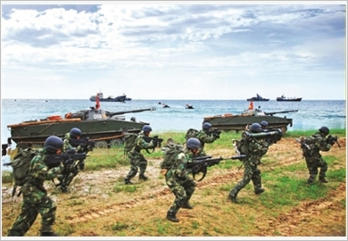 新形势下提高军队综合实力和作战能力