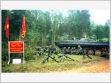 215号坦克旅提高训练与随时备战的质量