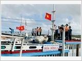 第三海警毒品犯罪防控工作团履行好职责任务