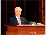Phát biểu của Tổng Bí thư, Chủ tịch nước Nguyễn Phú Trọng khai mạc Hội nghị lần thứ 13 Ban Chấp hành Trung ương Đảng khóa XII