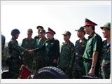 Quân đoàn 4 tập trung nâng cao sức mạnh chiến đấu