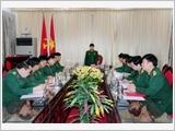 Làm theo lời Bác, Trường Sĩ quan Lục quân 1 tập trung nâng cao năng lực lãnh đạo, sức chiến đấu của tổ chức cơ sở đảng