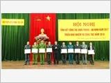 Huyện Thọ Xuân đẩy mạnh phát triển kinh tế gắn với tăng cường quốc phòng, an ninh