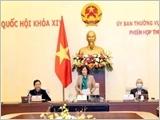 Khai mạc Phiên họp thứ 43 của Ủy ban Thường vụ Quốc hội