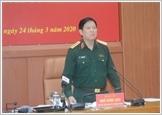 Phòng, chống dịch Covid-19 là nhiệm vụ chiến đấu của quân đội trong thời bình