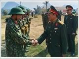 Lai Châu tập trung lãnh đạo xây dựng lực lượng vũ trang vững mạnh toàn diện
