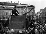 V.I.Lê-nin - Nhà tư tưởng vĩ đại, lãnh tụ thiên tài của giai cấp công nhân, nhân dân lao động và các dân tộc bị áp bức trên toàn thế giới