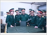 Nhà máy Z175 nâng cao hiệu quả sản xuất quốc phòng, kinh tế