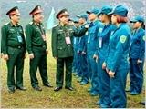 Phát huy tinh thần Tổng tiến công và nổi dậy Xuân 1975, xây dựng lực lượng Dân quân tự vệ vững mạnh, rộng khắp