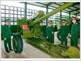 Lực lượng vũ trang Quân khu 2 đẩy mạnh công tác huấn luyện, sẵn sàng chiến đấu