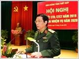 Đảng bộ Binh chủng Tăng thiết giáp tăng cường công tác xây dựng Đảng